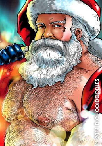 BEARDY: Sexy Santa