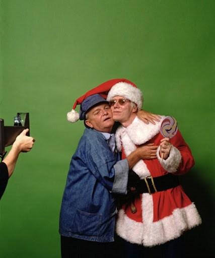 VINTAGE CORNER: Capote & Warhol forXmas