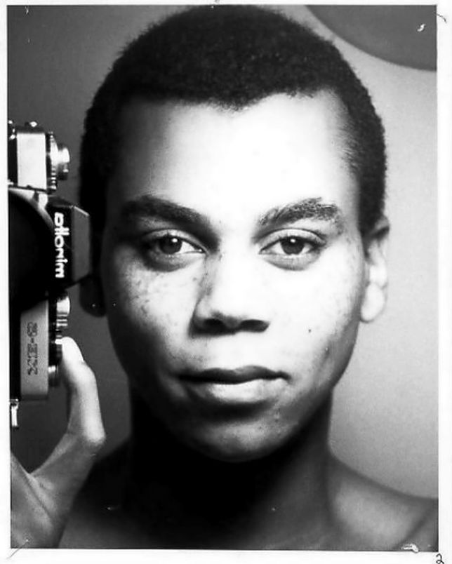VINTAGE CORNER: RuPaul (Selfportrait,1981)