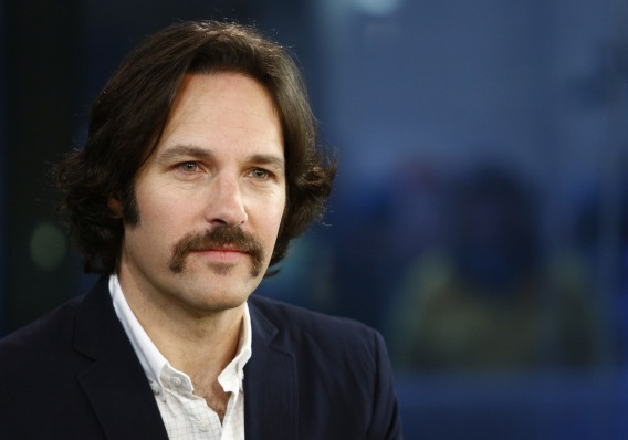 "TODAY -- Pictured: Paul Rudd appears on NBC News' ""Today"" show -- (Photo by: Peter Kramer/NBC/NBC NewsWire via Getty Images)"