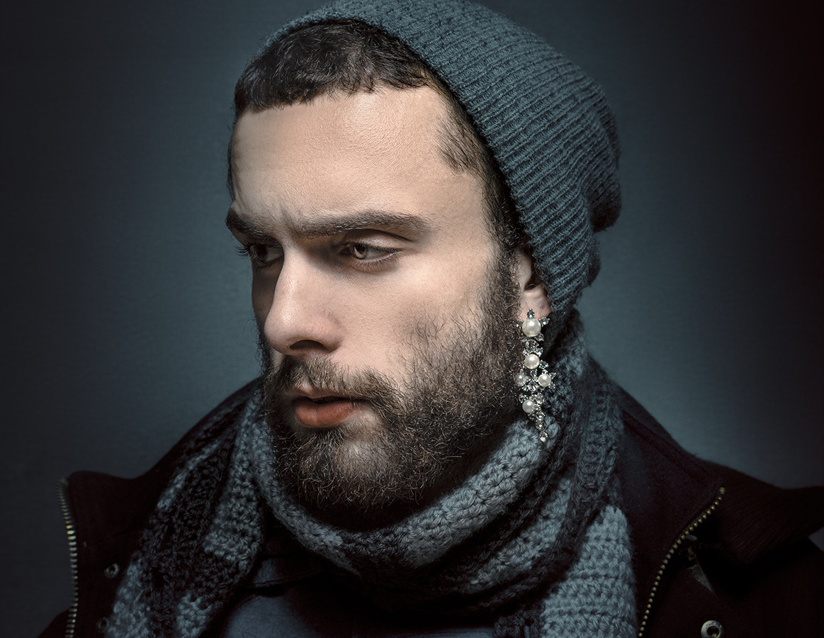 BEARDY: Cold.Dude by SHBProject