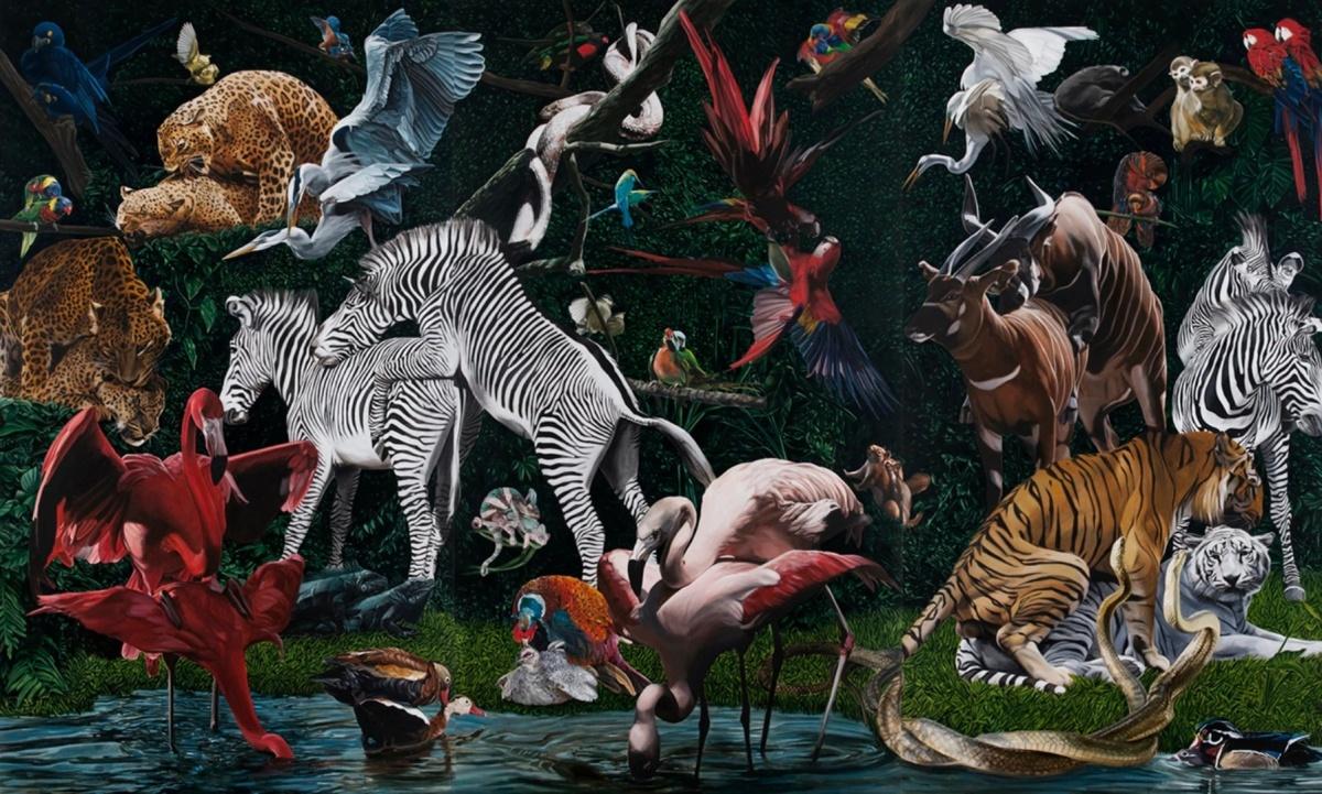 PIECE OF ART: José PedroGodoy