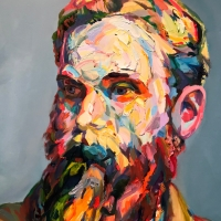 BEARDY/ART PIECE: Aaron Smith